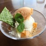 木ニセコ - 料理写真:ウエルカムデザート