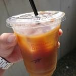 73634548 - アイスコーヒー(テイクアウト)