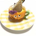 ル・パティシエ・ミキ - かぼちゃプリン463円