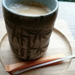 奥武蔵竹工芸資料館 - ドリンク写真:コーヒー、100円。