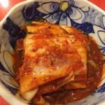 関内苑 - 白菜キムチ