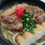 伊島観光サービス - 料理写真:そば
