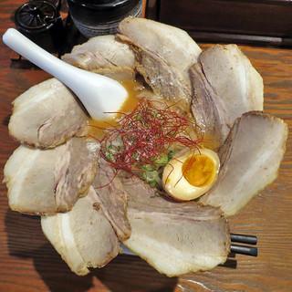 すみれ - 料理写真:新みそ・Ⅱチャーシュー全部乗せ