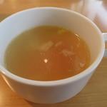 ダブズグリル - スープ