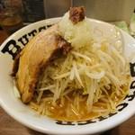 らーめんブッチャー - 2017年9月 ふじそば小豚 910円