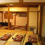 鶴の湯温泉 - 朝食