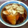 Chiyuukasobamoriya - 料理写真:ワンタンそば755円