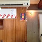 レストラン 白鳥 - 慶應大学のエンブレム