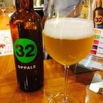 テイスティングバー 柴田屋酒店 - イタリアのクラフトビール「オッパーレ」