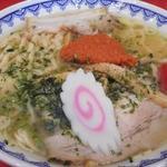 赤湯ラーメン 龍上海 - 赤湯からみそラーメン830円