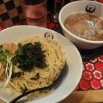 つるかめ - 魚介醤油つけ麺(並200g)