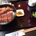 三水亭 - 特丼2850円