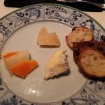 ラ・ブランシュ - チーズ