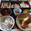 文化食堂 - 料理写真:おさかなランチ(真鯛の旨正油焼き) 1,295円