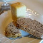 リストランテ・イ・ルンガ - パン3種