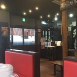 神戸ちぇりー亭 - お店の中