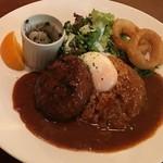 MUU MUU DINER Fine Hawaiian Cuisine - 料理のアップ