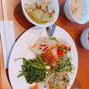 タイ フード クラブ バカラ - 料理写真:タイフードビュッフェ  ¥1300-