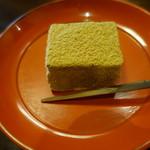 萬御菓子誂處 樫舎 - 蕨餅