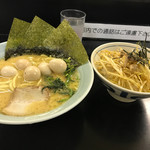 73650366 - ラーメン&ねぎ丼