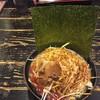 味噌ラーメン専門 力太商店 - 料理写真:ネギレッド味噌らーめん野菜増し