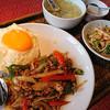 トムヤムクン - 料理写真:ガパオムー