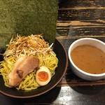 味噌ラーメン専門 力太商店 - 辛つけ麺