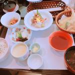 美可美 - 和定食ランチ1000円+税