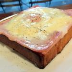 bondolfi boncaffē - ビスマルクトースト