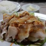 四川 - 料理写真:雲白肉