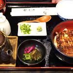 かど屋 - ■ひつまぶし膳 2937円