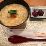 茶寮 帝塚山 季 - ゆば丼850円