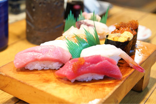 たけ江鮨 - 鮮度が良いです!
