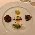 アルポルト・クラシコ - 前菜5種盛り合わせ