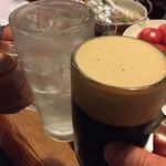 73658173 - サワーと黒生ビール