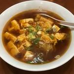 中国料理 福興 - 麻婆ラーメン