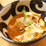 産直仕入れの北海道定食屋 北海堂 - 牛たんデミ煮込み