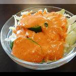 インド料理 ビシュヌ - サラダ