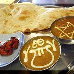 インド料理 ビシュヌ - ビシュヌスペシャルセット