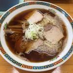 くどうラーメン - 「ラーメン 大」550円