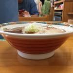 くどうラーメン - 丼
