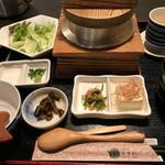 季節料理 ときわ - 釜飯定食