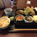 相福庵 - ざるそば定食