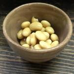 独酌 三四郎 - 超美味い豆