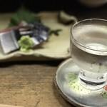 独酌 三四郎 - トップフォト 〆さんまで美味い酒を
