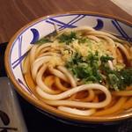 73661706 - 1709_丸亀製麺 CGKターミナル3_KAKE UDON@38,182Rp