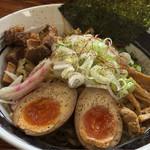 らー麺 たまや零式 - 汁零ソバ ¥780