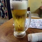 神田 万丸 - 「生ビール」