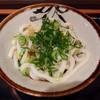 上六庵 - 料理写真:伊勢うどん(300円)