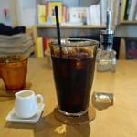 カフェ デイ - 水だしアイスコーヒー432円